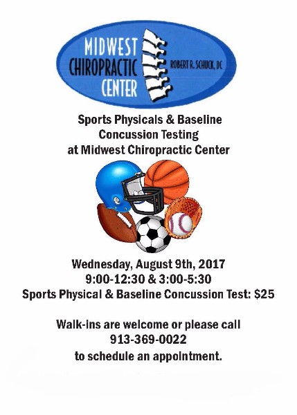 sports physical form nc  Tonganoxie USD 12 - Sports Physicals & Baseline Concussion ...
